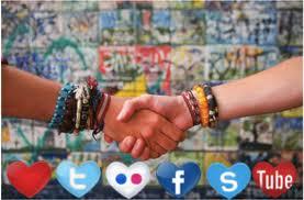 amistad y redes