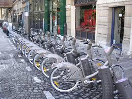 bici paris